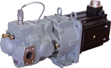 ASR系列AC伺服电机驱动泵