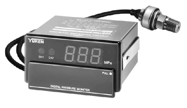 压力监测系统,数字式监测器,压力传感器