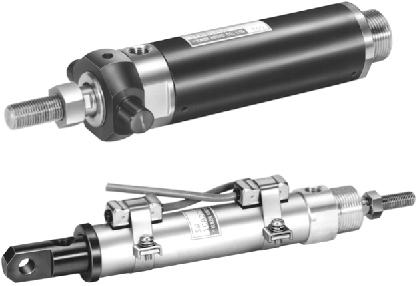 小型系列液压缸
