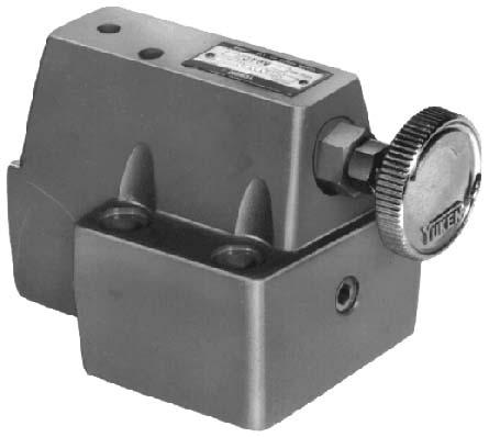 RBG平衡阀(减压溢流阀)