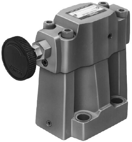 S-BG低噪声型溢流阀