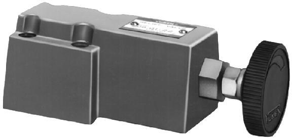 DT-01、DG-01远程控制溢流阀