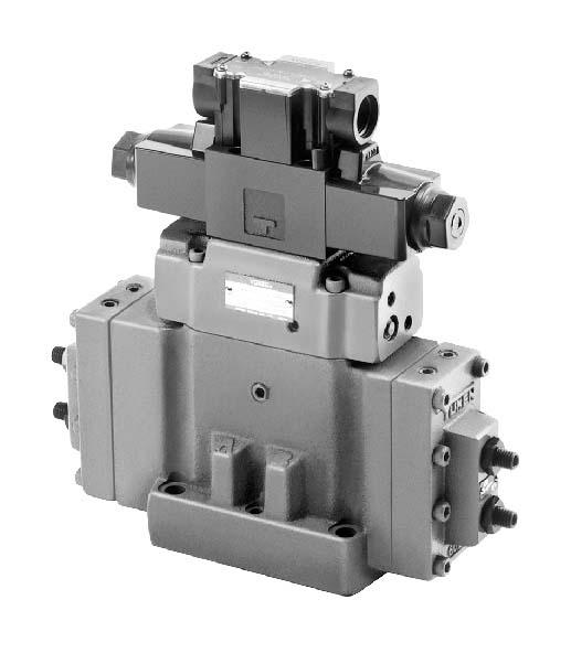 DSLHG座阀型电液换向阀