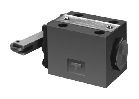 DCT、DCG凸轮操纵换向阀