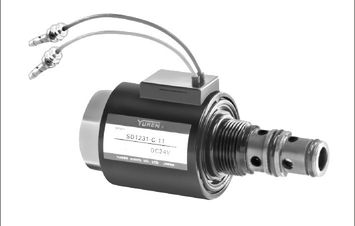 SD1231插装型电磁换向阀