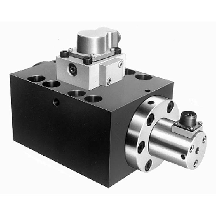 SVY-F3、SVY-F31三级电液伺服阀