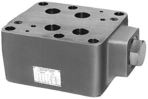 MPA-10叠加式液控单向阀