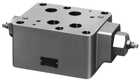 MSA-10叠加式单向节流阀