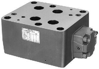 MRP/MRA/MRB-10系列叠加式减压阀