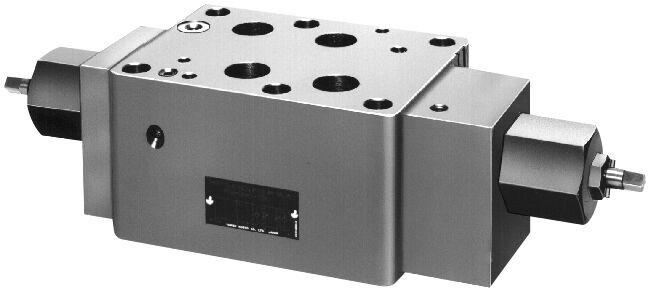MSA/MSB/MSW-06系列叠加式单向节流阀