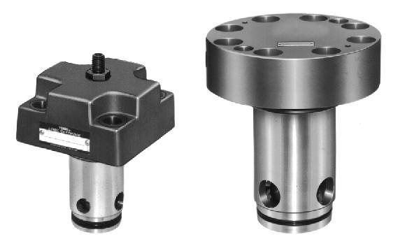 插装式方向控制阀、插装式方向和流量控制阀(LD)