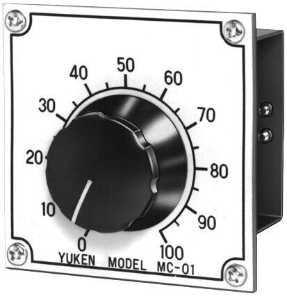 MC-01/MC-02手动设定器