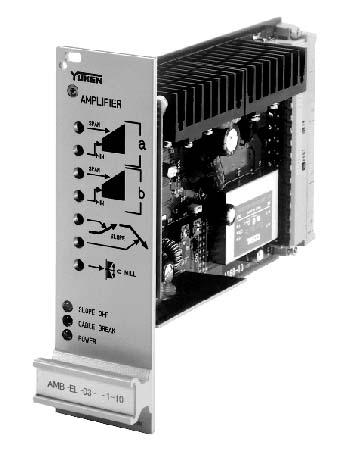 AMB-EL高响应型换向调速阀用功率放大器