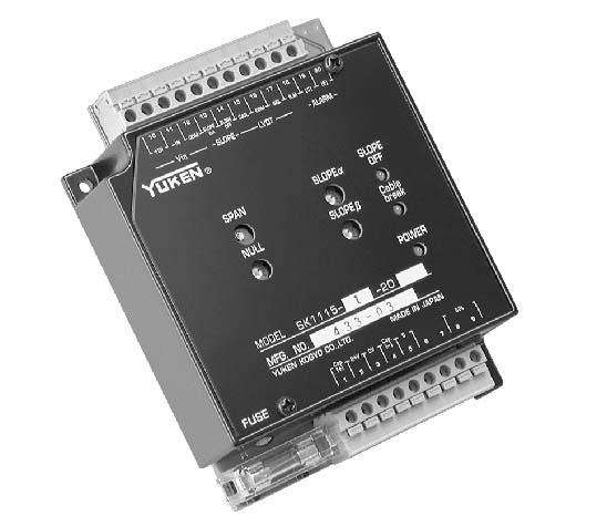 SK1115-1/2-20高性能溢流调速阀用功率放大器