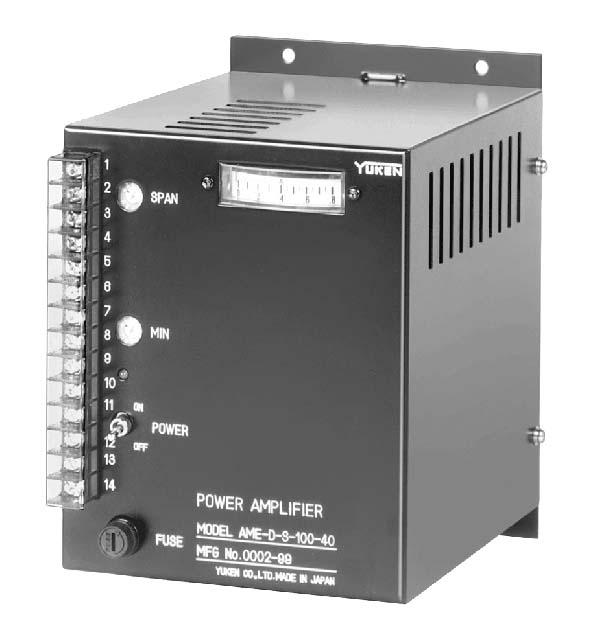 AME  40Ω系列调速阀用功率放大器