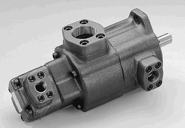 (S)-PV2R 系列雙聯葉片泵