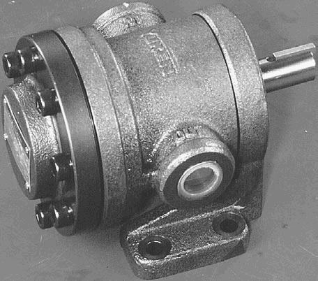 50T/150T 系列單級葉片泵
