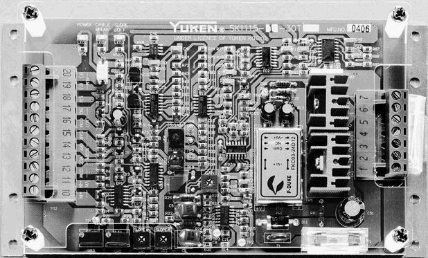 功率放大器 SK1115