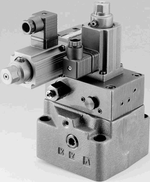 節能閥(比例壓力流量閥)10Ω-10Ω EFBG-03 (60T)