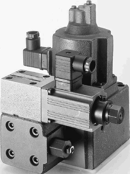節能閥(比例壓力流量閥)10Ω-40Ω EFBG (20T)