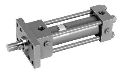 21MPa用CJT型标准液压缸